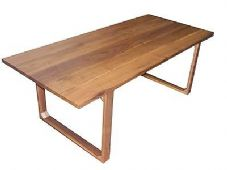 Distinctive Handmade Bespoke SOLID OAK Dining Table - The Givendale
